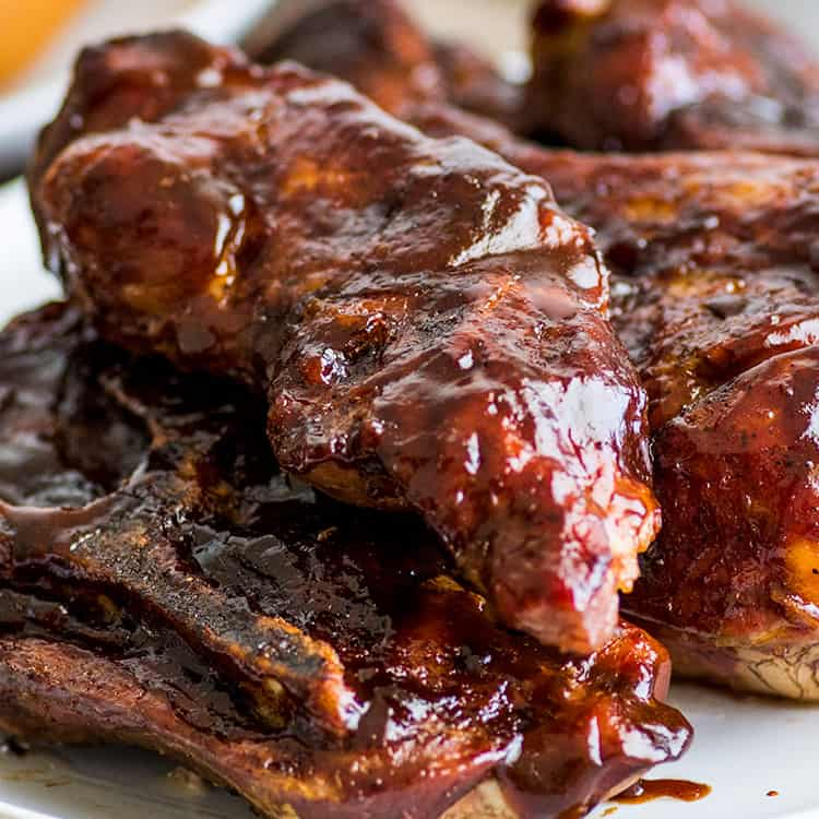 Easy Country-Style Pork Ribs in the Oven